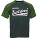 Zimtstern Wazili Bike Jersey Men Dark Forest Melange